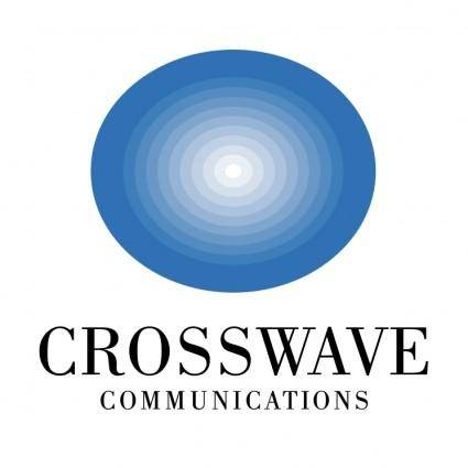 free vector Crosswave communications