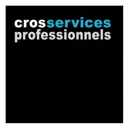 free vector Crosservices professionnels