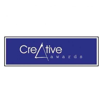 free vector Creative awards ltd