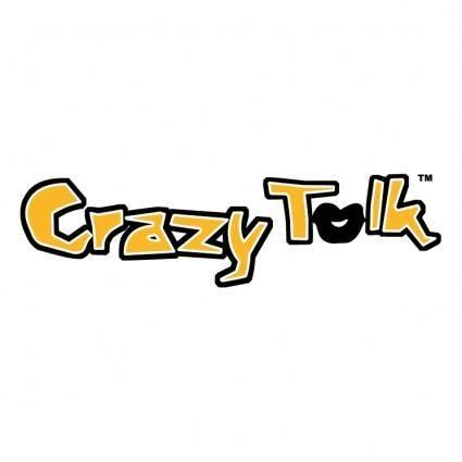 free vector Crazy talk