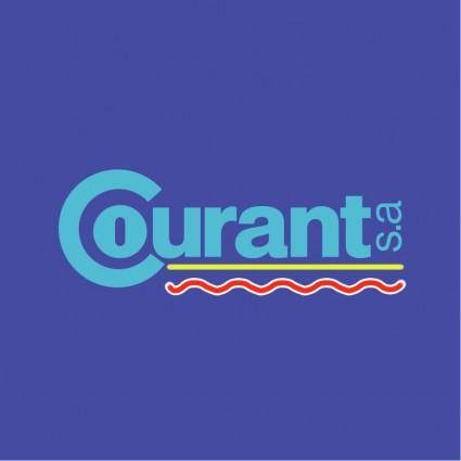 free vector Courant