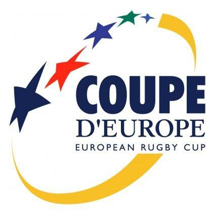 free vector Coupe deurope