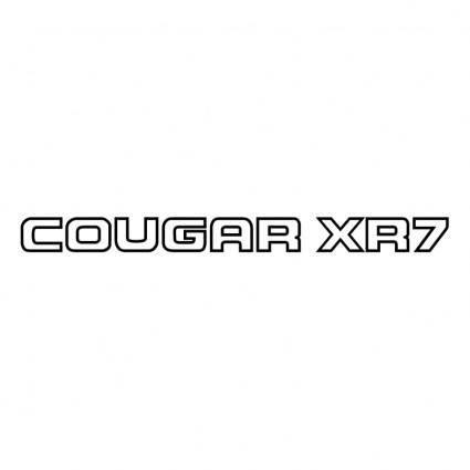 free vector Cougar 0