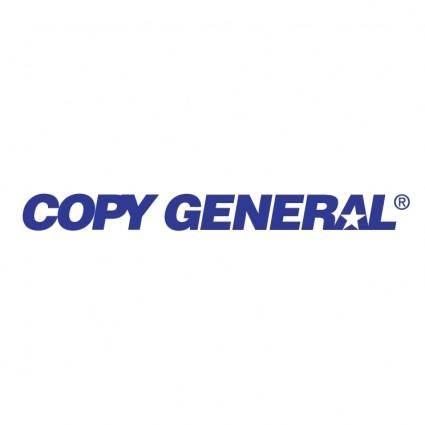free vector Copy general