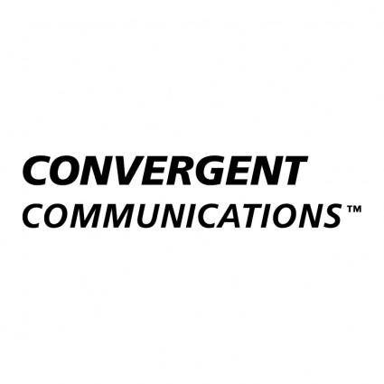 free vector Convergent communications