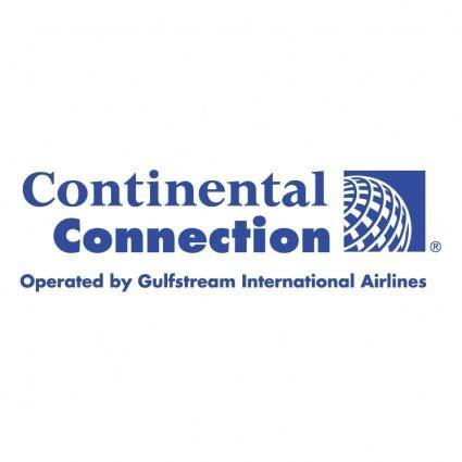 free vector Continental connection