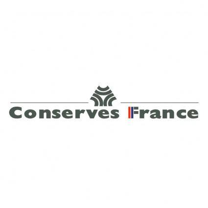 Conserves france 0