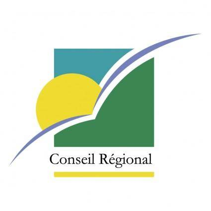 free vector Conseil regional guadeloupe
