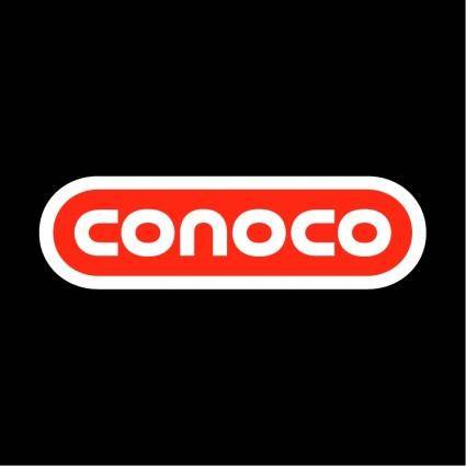 free vector Conoco 1