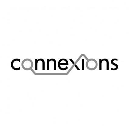 free vector Connexions 0