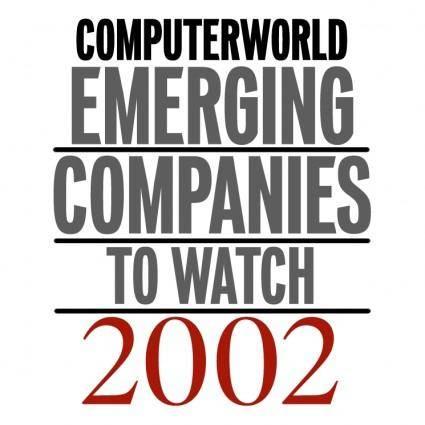 Computerworld emerging companies 2002
