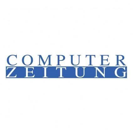 free vector Computer zeitung