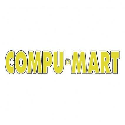 free vector Compu mart