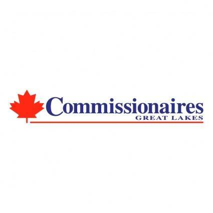 free vector Commissionaires great lakes