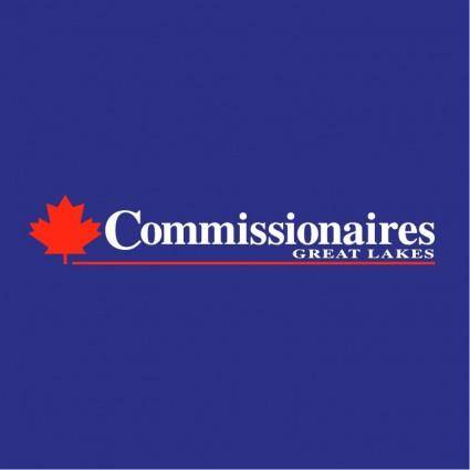 Commissionaires great lakes 0