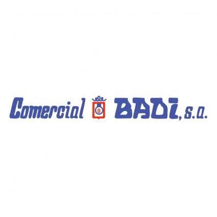 Commercial badi
