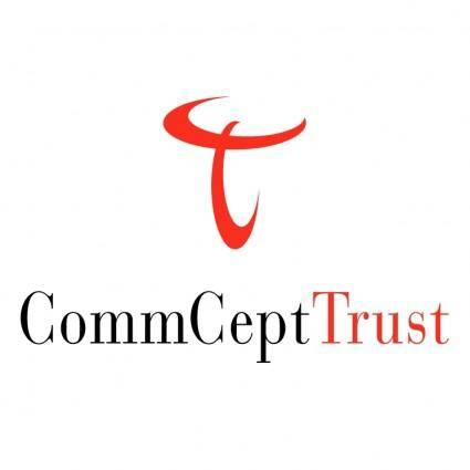 free vector Commcept trust