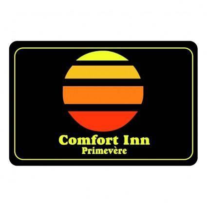 Comfort inn primevere