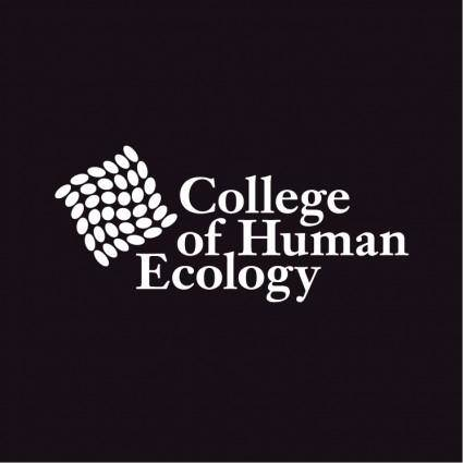free vector College of human ecology