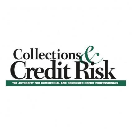free vector Collections credit risk