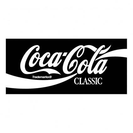 free vector Coke classic 0