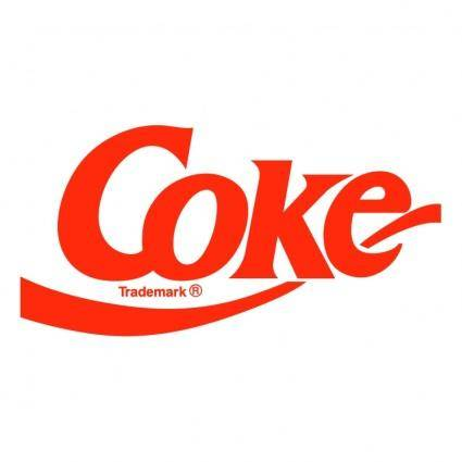 free vector Coke 1