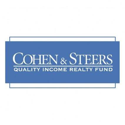 Cohen steers