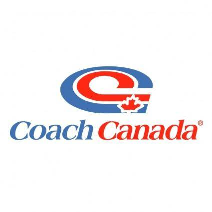 free vector Coach canada