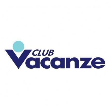 free vector Club vacanze
