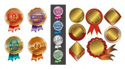 free vector Medal of vector