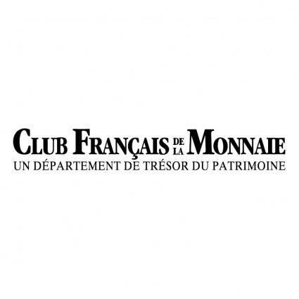 Club francais monnaie 0
