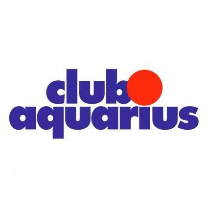 free vector Club aquarius 0