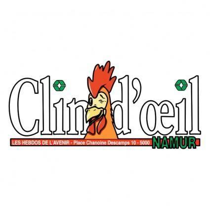 Clin doeil