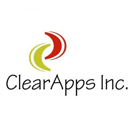Clear apps