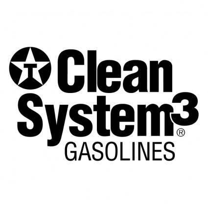 Clean system 3 0
