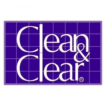 Clean clear