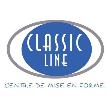 free vector Classic line