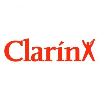 free vector Clarin 1
