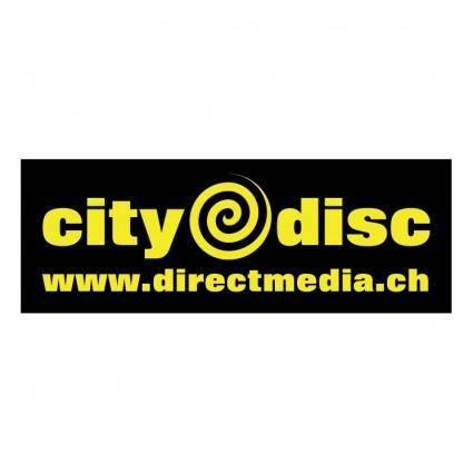 free vector Citydisc