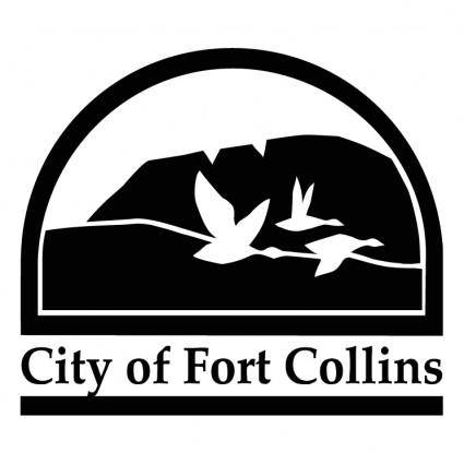 free vector City of fort collins