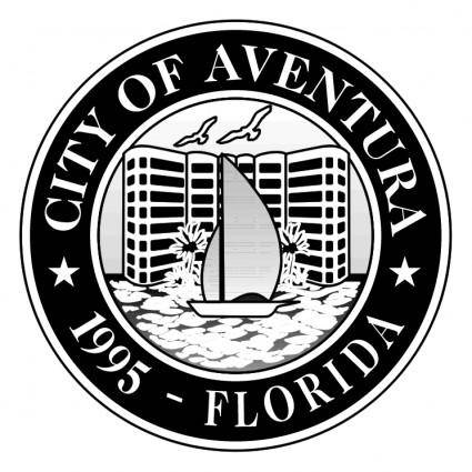 free vector City of aventura florida 0