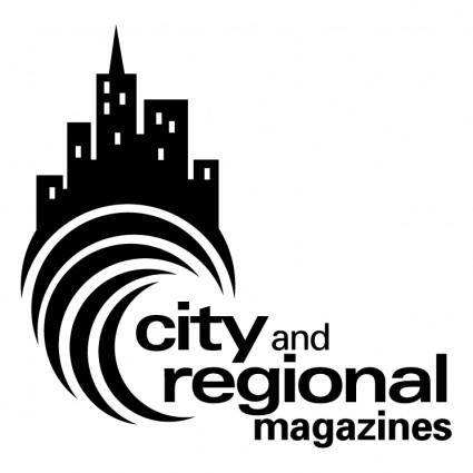 free vector City and regional magazines