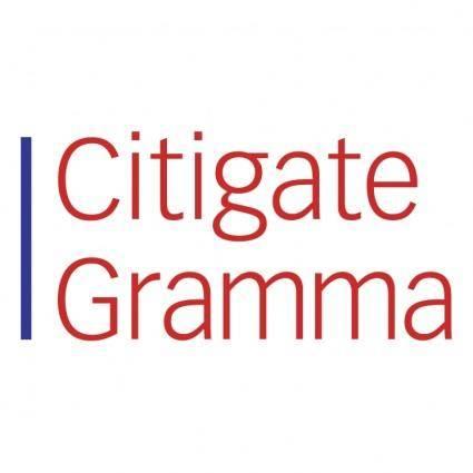 free vector Citigate gramma