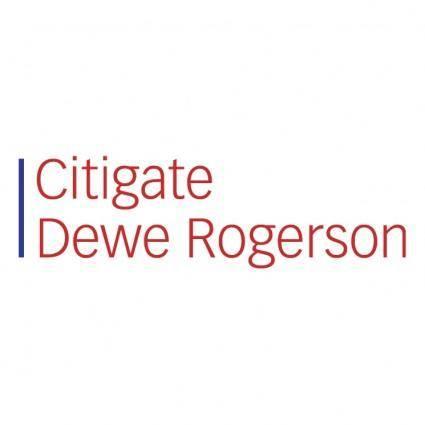 free vector Citigate dewe rogerson