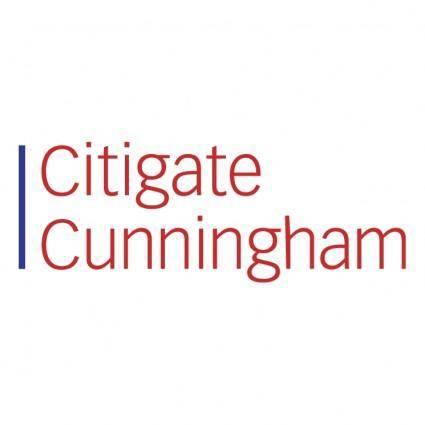 free vector Citigate cunningham