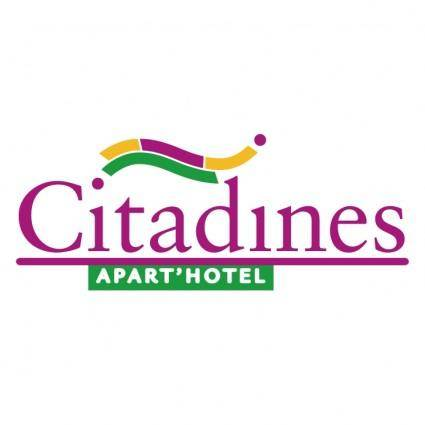 free vector Citadines