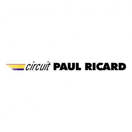 free vector Circuit paul ricard 0