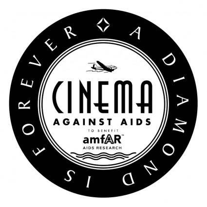 free vector Cinema against aids