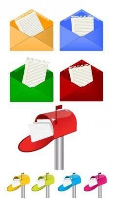 free vector Email vector