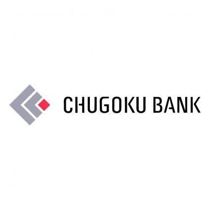 Chugoku bank